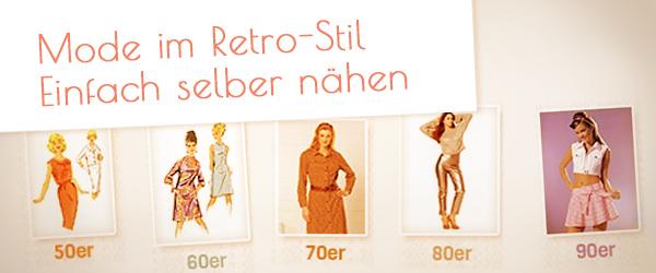Mode vergangener Jahrzehnte - lass dich inspirieren!