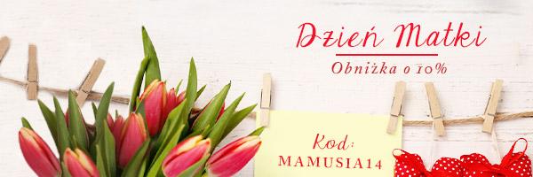 tkaniny.net świętuje Dzień Matki, niech świętują państwo z nami!