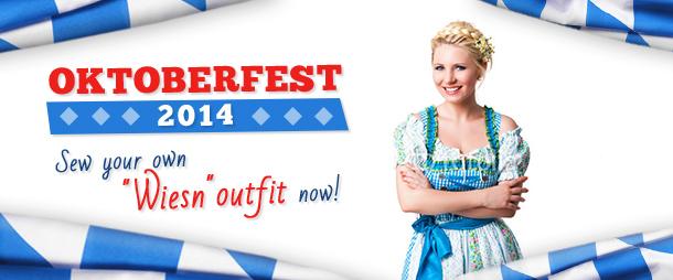 German tradition: the dirndl and Oktoberfest