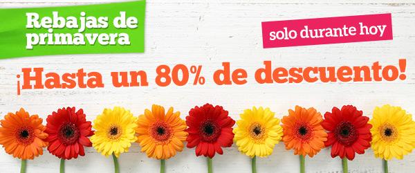 Última oportunidad para las gangas: hoy finaliza el Sale de primavera en Telas.es