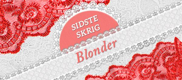 Sommerlig blonde – godt udvalg hos stofkiosken.dk