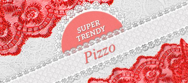 Pizzo estivo - fantastica scelta su tessuti.com