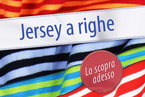 Jersey a righe