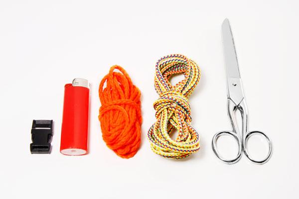 DIY Anleitung für ein Paracord-Armband
