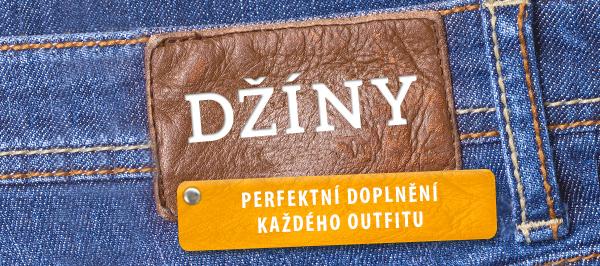 Džínoviny ve velkém výběru barev na latka.cz