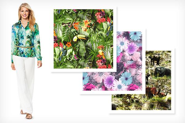 Modetrends 2015: Flora & Fauna