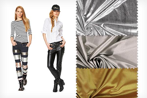 Trend 2015: Metallic