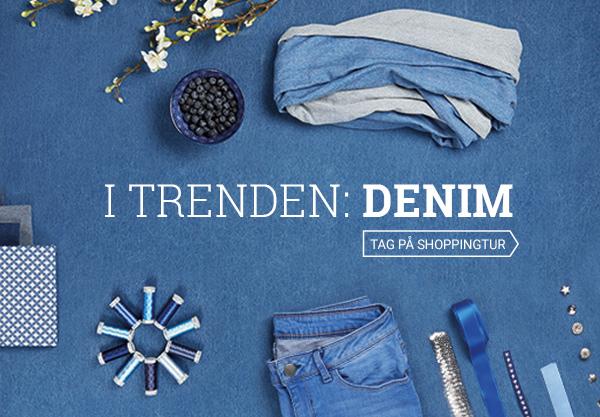 Sy dine egne jeans - med stof og tilbehør fra stofkiosken.dk