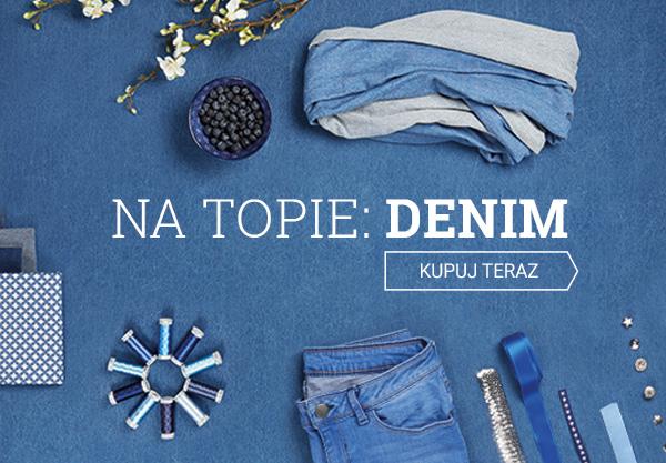 Uszyj sobie dżinsy – z tkaniny i akcesoriów ze sklepu tkaniny.net