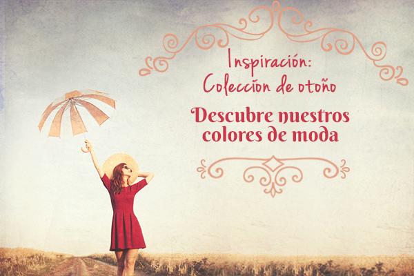 Descubre ahora en telas.es, la colección de otoño con modernos colores que marcarán tendencia