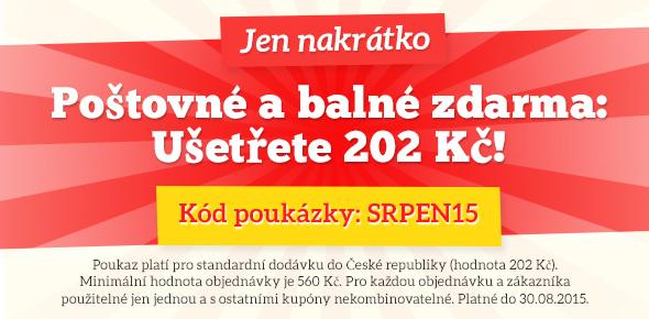 Akce na poštovné a balné na latka.cz - ušetřete nyní poštovné a balné