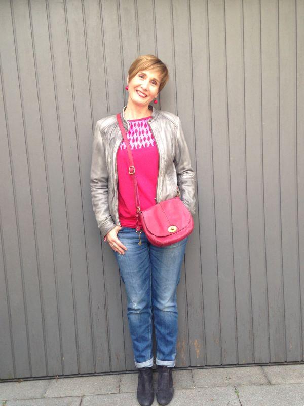 Im Blogporträt: Claudia von ganzmeinding.wordpress.com