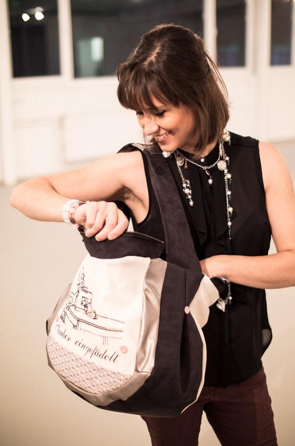 Im Blogporträt: Vanessa von sauber-eingefaedelt.blogspot.de