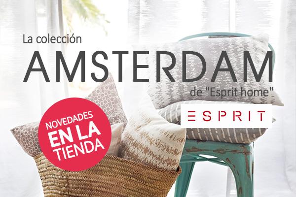 Esprit para tu apartamento: La colección Amsterdam apasiona