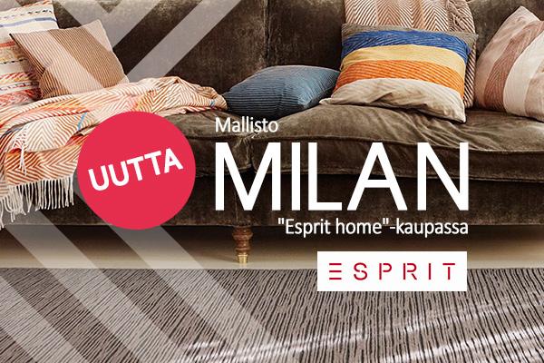 """Esprit ihastuttaa """"Milan""""-mallistolla"""