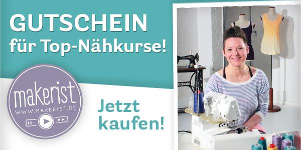 Jetzt 4,99 € Gutschein für makerist.de sichern!