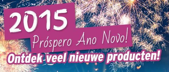 Feliz Ano Novo 2015!