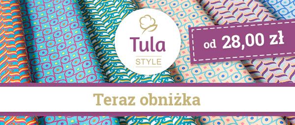 Jetzt Teraz w ofercie Tula Style w cenie 28zł/m za metr!