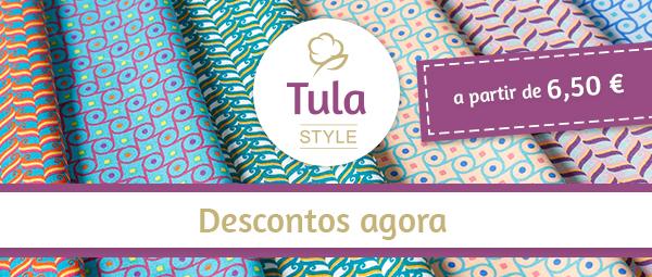 Agora Tula Style em oferta a 6,50 € ao metro!