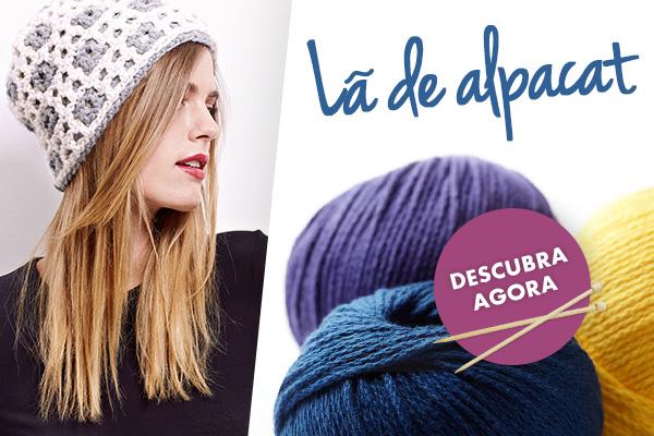 Lã de alpaca  na tecidos.com.pt - qualidade superior a um preço muito atrativo
