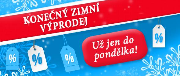Vaše šance na výhodný nákup: Zimní výprodej na latka.cz