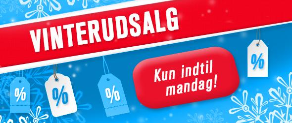 Din mulighed for et knaldtilbud: Vinterudsalg hos stofkiosken.dk