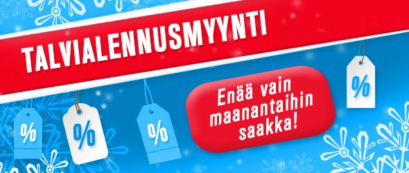 Hyödynnä edulliset tarjoukset: Talvialennusmyynti kankaita.comissa