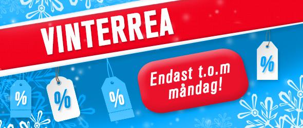 Ta chansen och fynda: Vinterslutrea på tyg.se