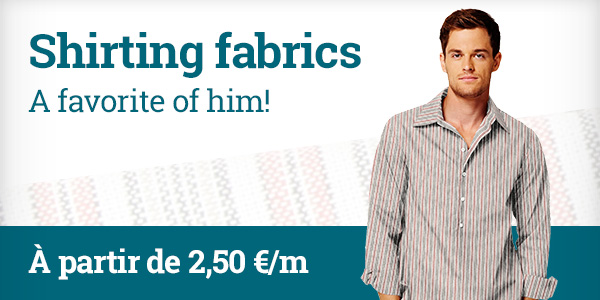Discounted shirt fabrics for terrific clothing ideas