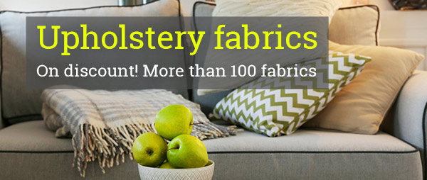 A wide variety of high-quality upholstery fabrics at myfabrics.co.uk