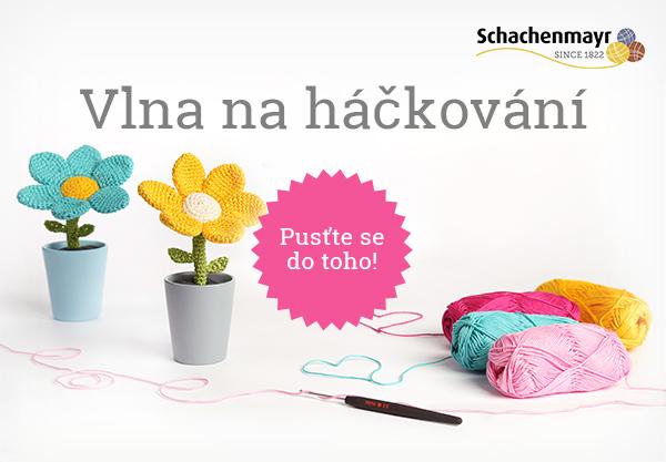 Bavlněná háčkovací příze v mnoha barvách na latka.cz
