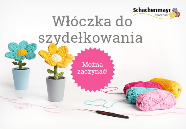 Bawełniana włóczka do szydełkowania – w wielu kolorach w tkaniny.net