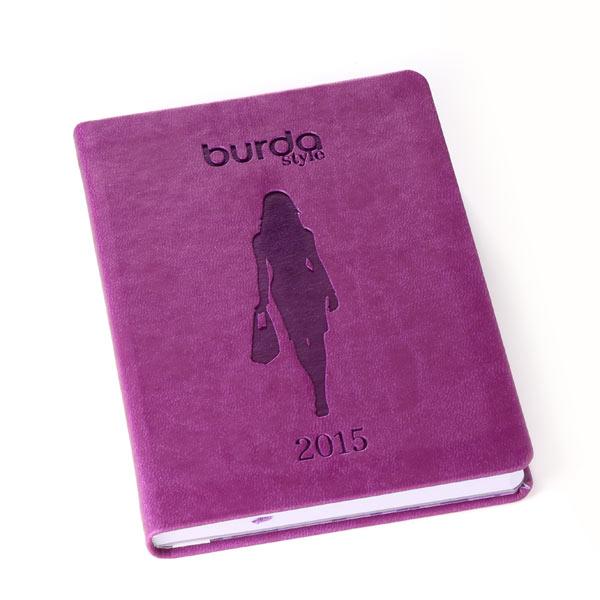 Heute im Adventskalender von stoffe.de: 5 x 1 Burda Style Kalender