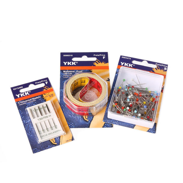In the Advent Calendar today: 4 x 1 Set of Professional Measuring Tape, Universal Needles and Pins