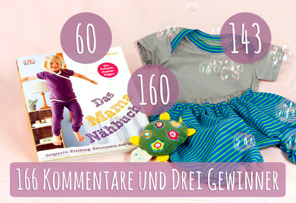 Gewinner von Das Mama-Nähbuch bei stoffe.de