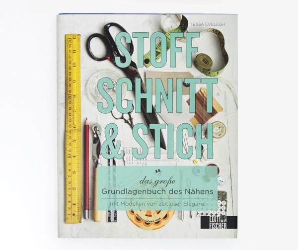 Gewinnspiel bei stoffe.de: Stoff Schnitt & Stich – das große Grundlagenbuch des Nähens