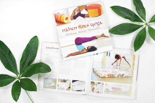 Gewinnspiel: Nähen für Yoga – das Buch für alle Yoga-Begeisterten