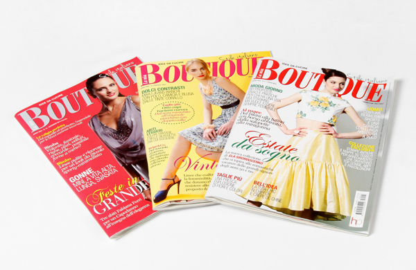 Give-away: abbonamenti di un anno a La mia Boutique e un set di tre numeri de La mia Boutique