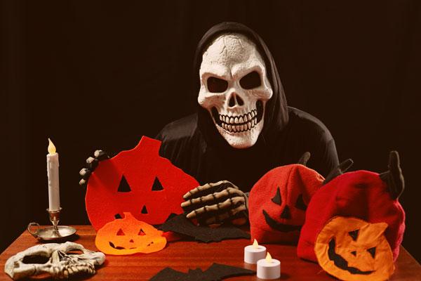 Süßes oder Saures? Halloween rückt näher! Ideen für Deko und Kostüme von stoffe.de
