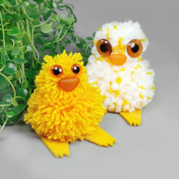 Kreatives für's Osterfest – mit und ohne Nähmaschine