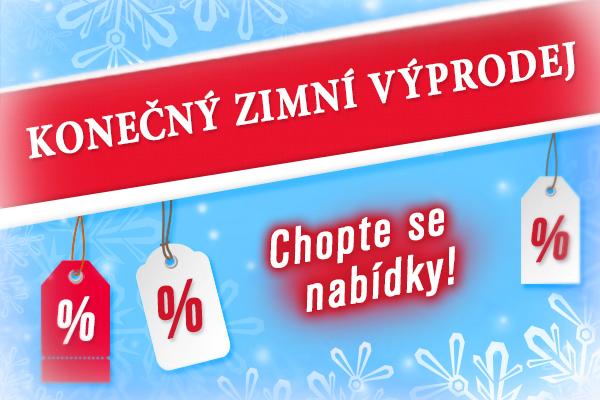 Zvýhodněné nákupy - jsou tu zimní slevy na latka.cz
