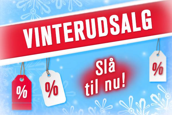 Gå ikke glip af knaldtilbudene - ved vinterudsalget hos stofkiosken.dk