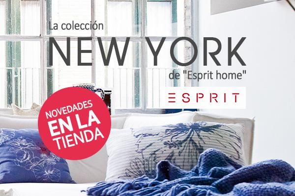 Tráete a Nueva York a casa con la nueva colección de Esprit.