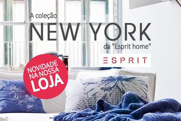 Traga Nova Iorque para sua casa com a nova coleção da Esprit