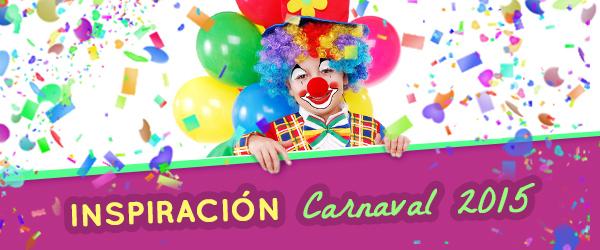 El carnaval llega antes de lo esperado, ¡así que ponte rápido a coser disfraces!