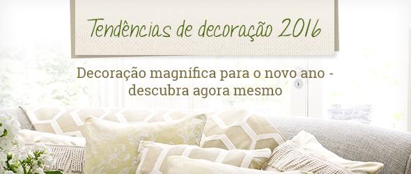 Descubra as tendências de decoração 2016 na tecidos.com.pt  - os seus especialistas em têxteis e artigos a metro