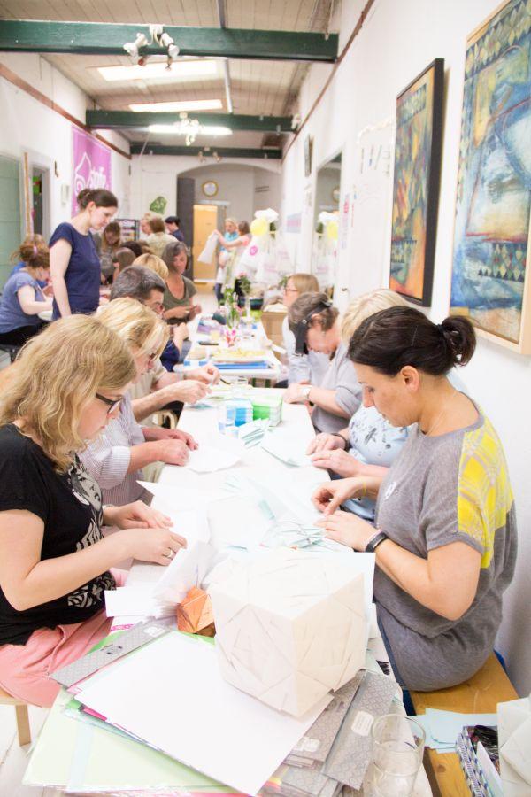 DIY-Nacht 2015 – ein Bericht von unserer Bloggerin Christine