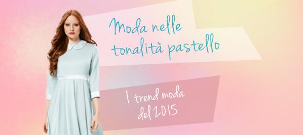Tessuti in tonalità pastello su tessuti.com