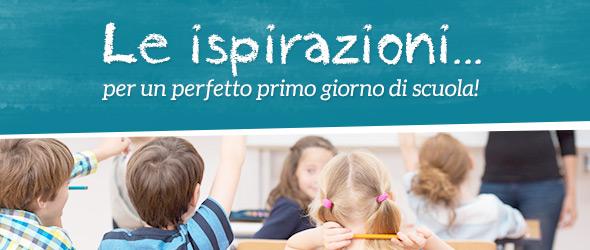 Grande scelta di tessuti bambino per il primo giorno di scuola su tessuti.com