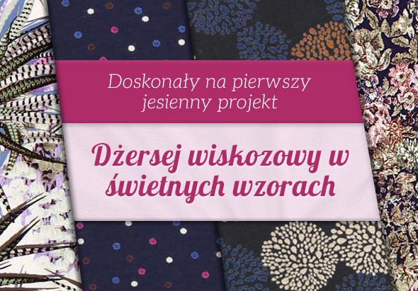 Nowości na stronie tkaniny.net: duży wybór dżerseju wiskozowego w stonowanych kolorach